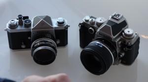 Nikon-Df-and-Nikon-F